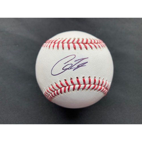 Photo of Giants End of Season Auction: Chris Shaw Autographed Baseball
