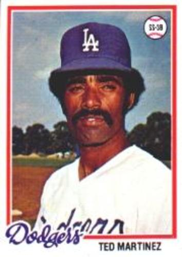 Photo of 1978 Topps #546 Ted Martinez