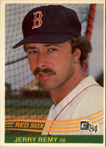 Photo of 1984 Donruss #172 Jerry Remy