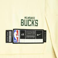Pat Connaughton - Milwaukee Bucks - Game-Issued City Edition Jersey - 2019-20 NBA Season Restart with Social Justice Message