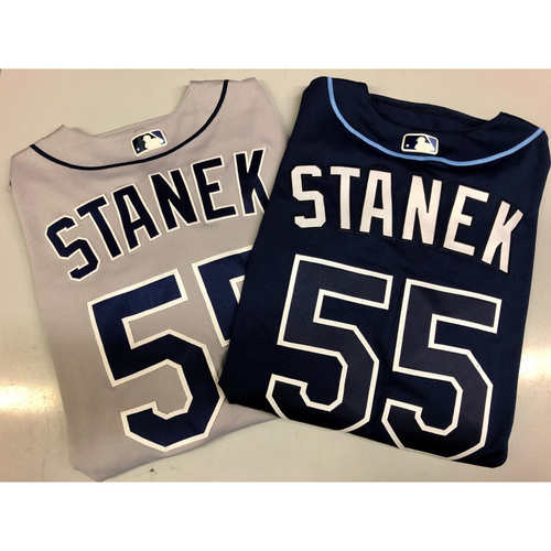 Photo of Team Issued 2019 Jersey Package: Ryne Stanek