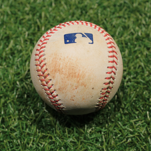 Photo of Game-Used Baseball: Willi Castro 68th Career Hit, 32nd Career RBI (9/26/20 DET @ KC)