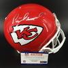 NFL - Chiefs Patrick Mahomes Signed Proline Helmet