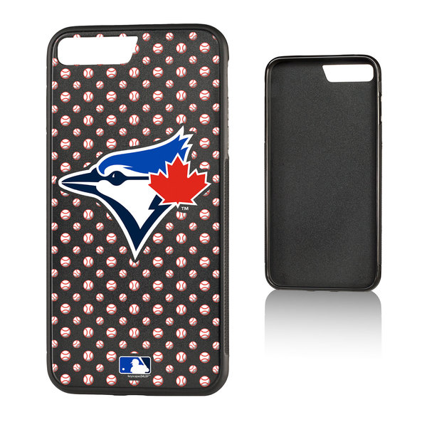 Toronto Blue Jays Bump Baller iPhone 7/8 Plus case by Keyscaper