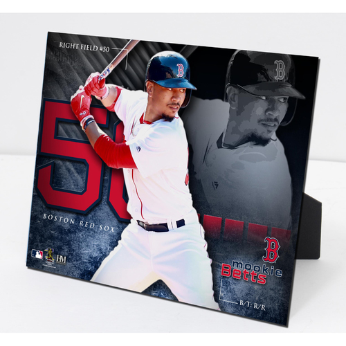 Photo of Mookie Betts PleXart
