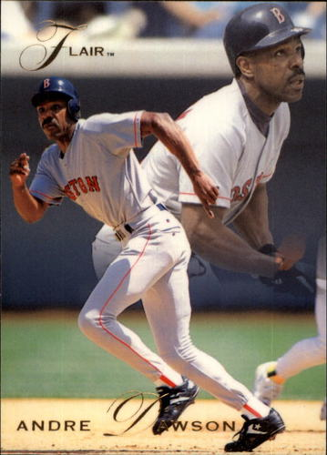 Photo of 1993 Flair #162 Andre Dawson