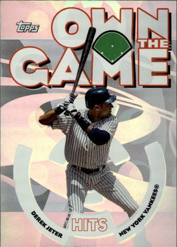 Photo of 2006 Topps Own the Game #OG9 Derek Jeter