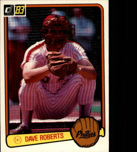 Photo of 1983 Donruss #273 Dave Roberts