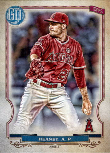Photo of 2020 Topps Gypsy Queen #274 Andrew Heaney