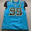 Jaguars - Sen'derrick Marks Game Used Jersey Size 46