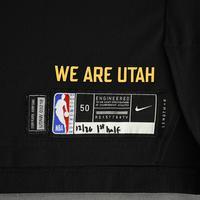 Bojan Bogdanovic - Utah Jazz - Game-Worn City Edition Jersey - 1st Half - 2020-21 NBA Season