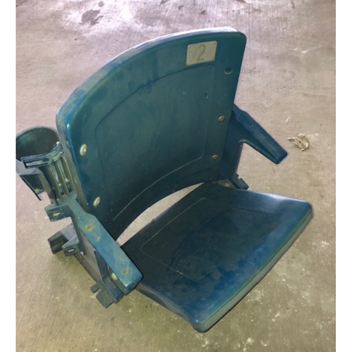Photo of Single Blue Seat Removed from US Cellular Field (No mounts) - PICK UP ONLY