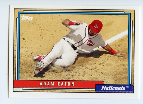 Photo of 2017 Topps Archives #283 Adam Eaton