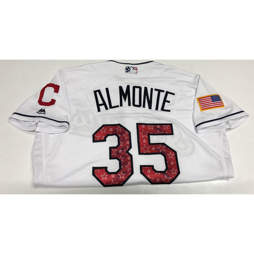 Photo of Abraham Almonte Stars & Stripes Jersey