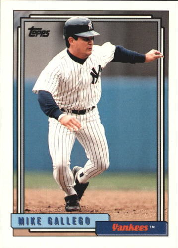 Photo of 1992 Topps Traded #38T Mike Gallego