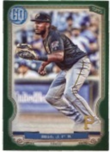 Photo of 2020 Topps Gypsy Queen Green #61 Josh Bell