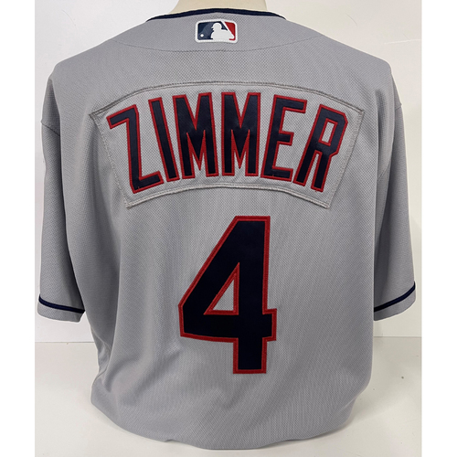 Photo of Team Issued Jersey - Bradley Zimmer #4 - Size 48C