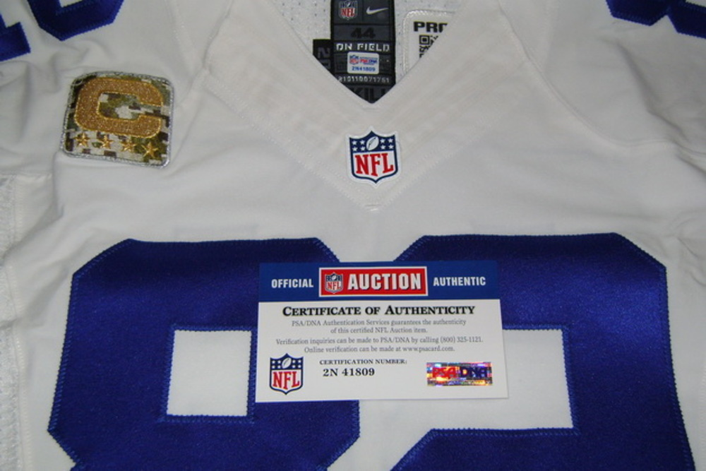 finest selection 6e194 b3fd6 NFL Auction | STS - COWBOYS JASON WITTEN GAME ISSUED COWBOYS ...