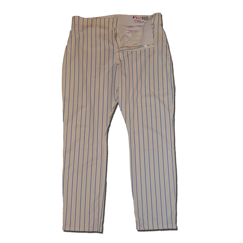 Bartolo Colon #40 - Team Issued Pinstripe Pants - 2014 Season