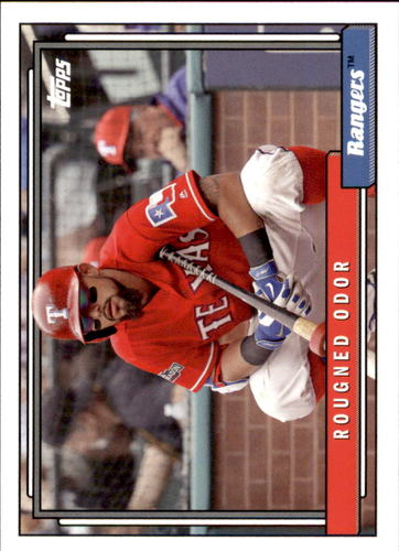 Photo of 2017 Topps Archives #286 Rougned Odor