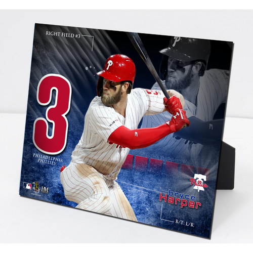 Photo of Bryce Harper PleXart