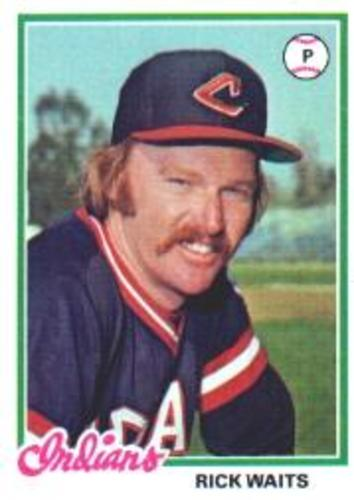 Photo of 1978 Topps #37 Rick Waits