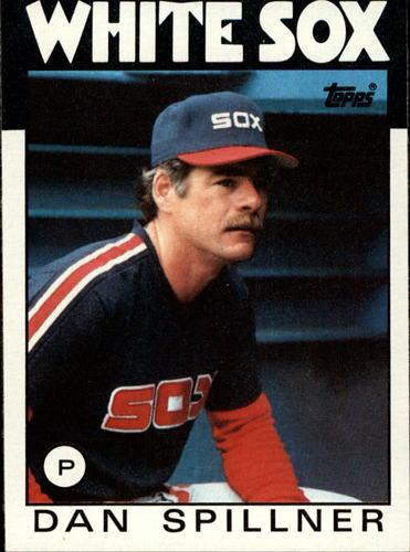Photo of 1986 Topps #423 Dan Spillner