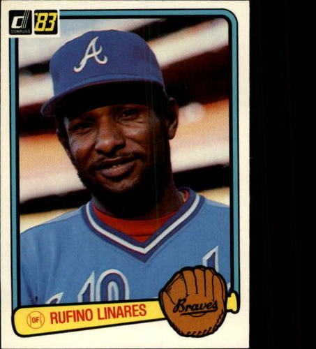 Photo of 1983 Donruss #275 Rufino Linares