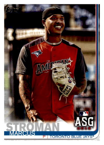 Photo of 2019 Topps Update #US193 Marcus Stroman AS