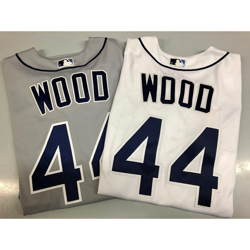 Photo of Team Issued 2019 Jersey Package: Hunter Wood