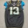 Jaguars - Tommy Streeter Game Issued Jersey 40