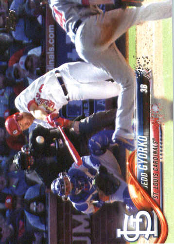 Photo of 2018 Topps #189 Jedd Gyorko