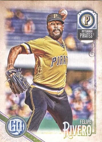 Photo of 2018 Topps Gypsy Queen #31 Felipe Rivero