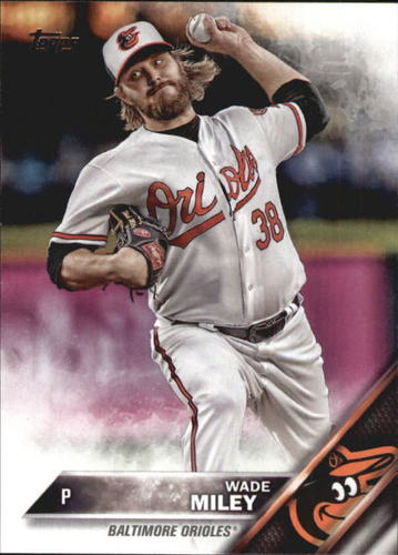Photo of 2016 Topps Update #US77 Wade Miley