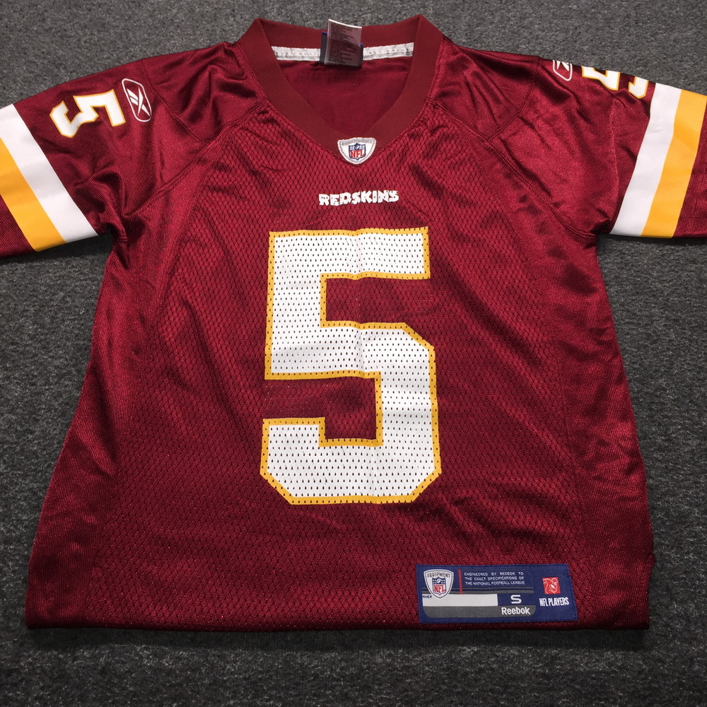 Redskins - Youth Replica Jersey Size S