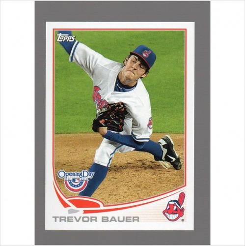 Photo of 2013 Topps Opening Day #106 Trevor Bauer