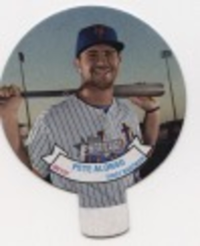 2019 Topps Heritage '70 Topps Candy Lids #20 Pete Alonso