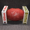 NFL - Steelers Maurkice Pouncey signed authentic football