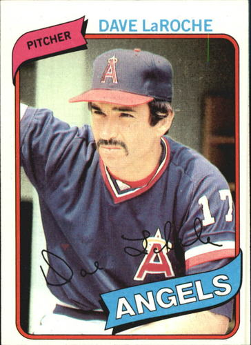 Photo of 1980 Topps #263 Dave LaRoche DP