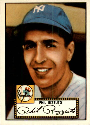 Photo of 1983 Topps 1952 Reprint #11 Phil Rizzuto