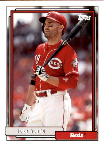 Photo of 2017 Topps Archives #294 Joey Votto