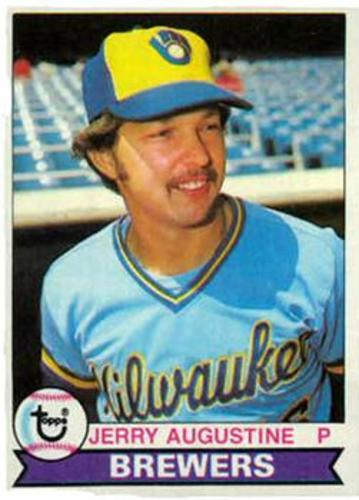 Photo of 1979 Topps #357 Jerry Augustine