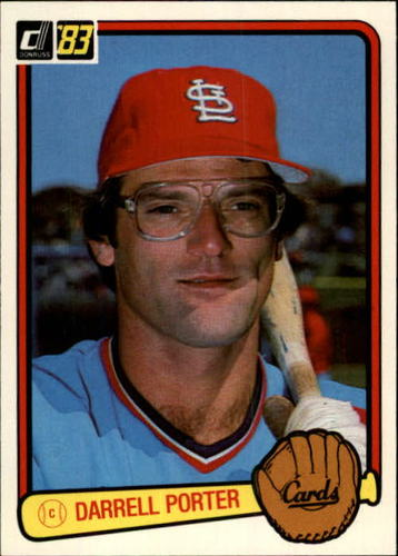 Photo of 1983 Donruss #278 Darrell Porter