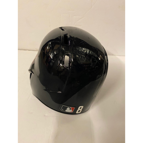 Photo of Charlie Culberson Team Issued Home Helmet