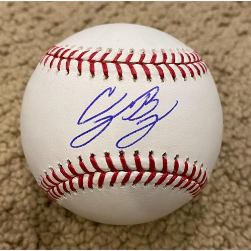Photo of Cody Bellinger Authentic Autographed Baseball