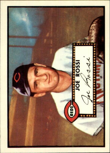Photo of 1983 Topps 1952 Reprint #379 Joe Rossi