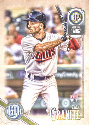 Photo of 2018 Topps Gypsy Queen #33 Zack Granite RC