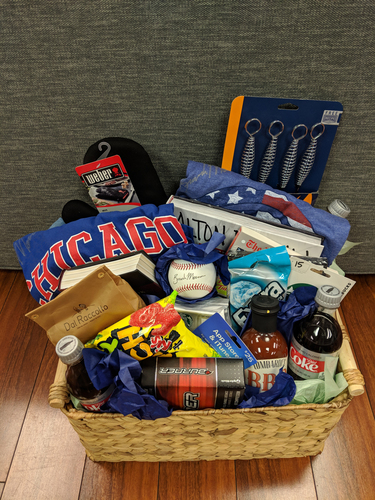 Photo of Player's Favorite Things Auction -- Brandon Morrow Basket