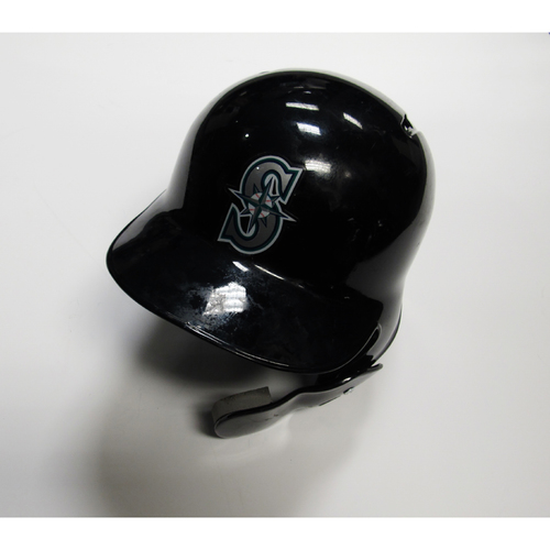Photo of Seattle Mariners Guillermo Heredia 2018 Team Issued Batting Helmet