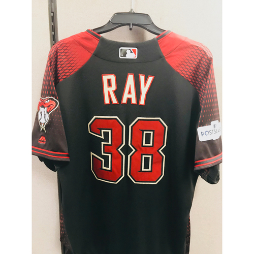 Photo of 2017 Robbie Ray Team-Issued Jersey